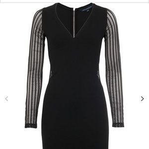 French Connection Liv Bodycon Dress